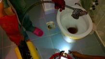 İzmir Kanalizasyon Açma – Lağım Logar tuvalet Tıkanıklığı Açma