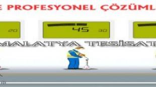 Malatya Sıhhi Tesisat Tamiri Onarımı