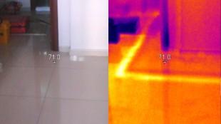Termal Kamera ile Su Kaçağı Tespiti