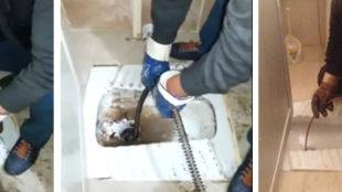Tuvalet Açma Wc Tıkandı Nasıl Açılır